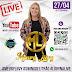 Live de Meury Liivy é nesta segunda (27) as 21 hs pelo YouTube