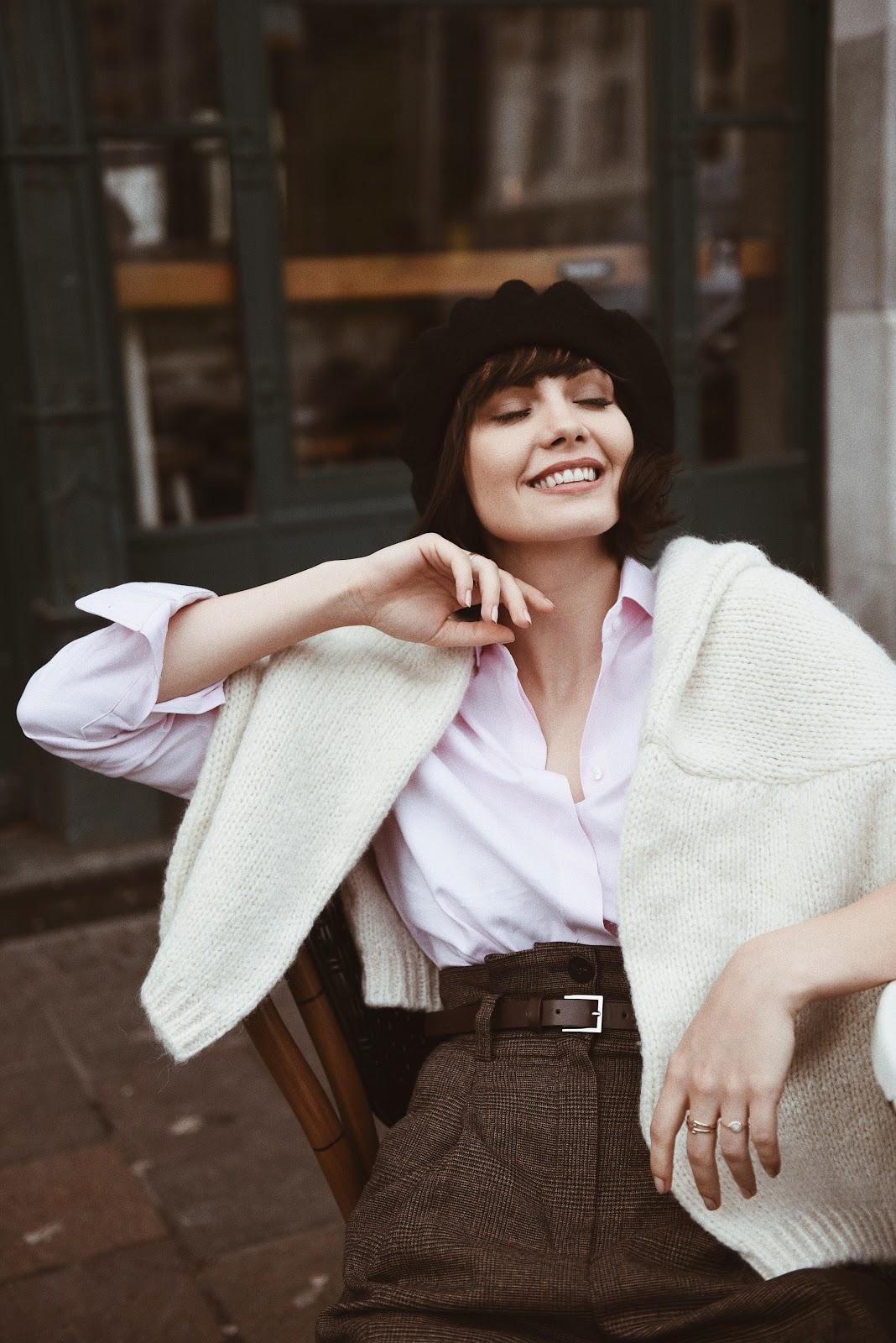 d35f68db7972b0 Koszula i sweter, czyli zestaw idealny na jesień / Projekt koszula ...