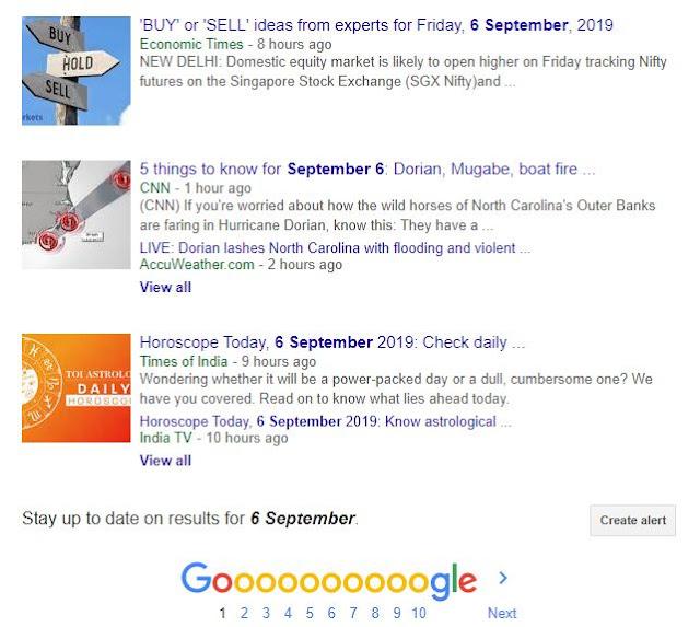 5 Perkara Terjadi Di Internet Ketika Hari Jadi Anda