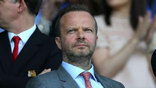 Woodward Defends Man Utd Recruitment Policy
