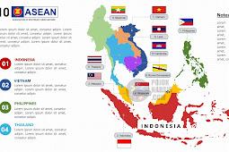 Peta ASEAN (Association of Southeast Asian Nations) PPTX