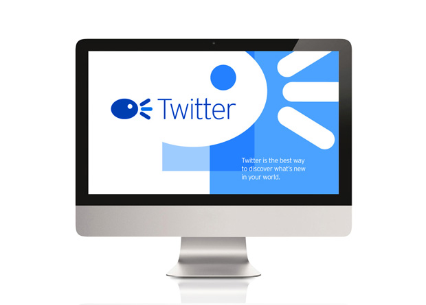 Twitters New Logo - Uh What's that then?