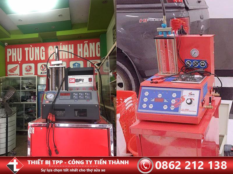 máy làm sạch kim phun, máy làm sạch kim phun xe máy, máy tẩy rửa kim phun, máy tẩy rửa kim phun xe máy, máy làm sạch béc phun