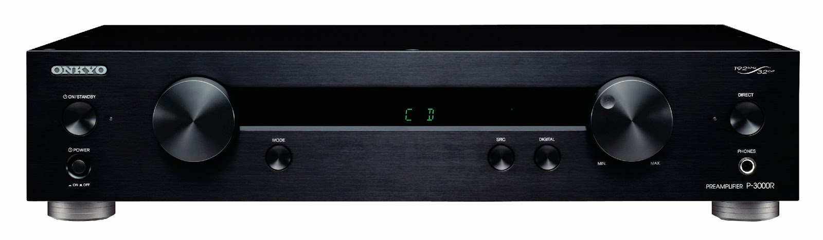 audiophile musings onkyo p 3000r preamp review. Black Bedroom Furniture Sets. Home Design Ideas