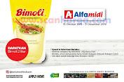 Promo Alfamidi Pakai Kartu Kredit Bukopin Terbaru Periode 1 November - 31 Desember 2019