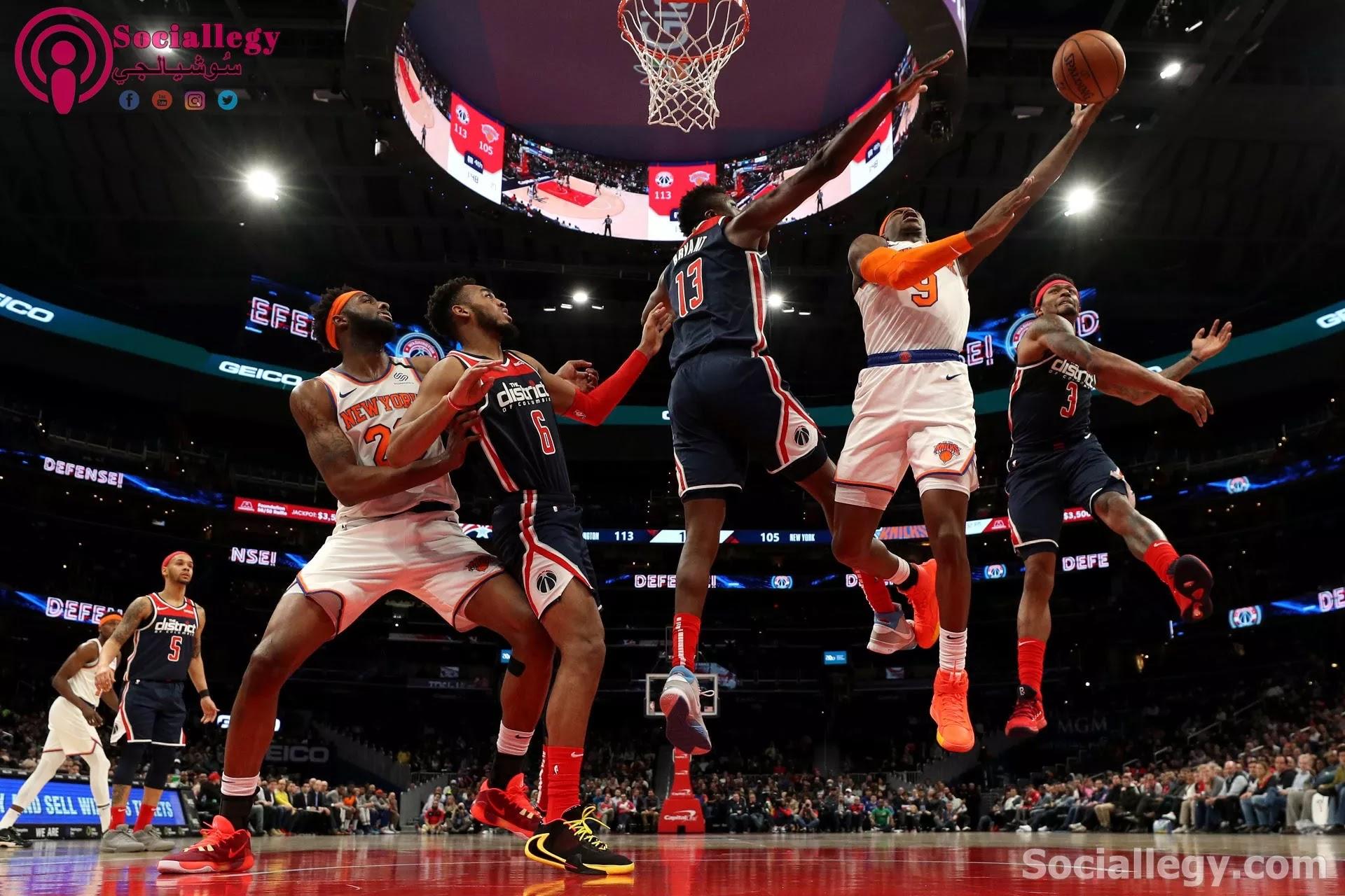 تاريخ ونشأة كرة السلة