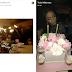 Toke Makinwa's 'beloved' throws her a surprise birthday dinner (photos)