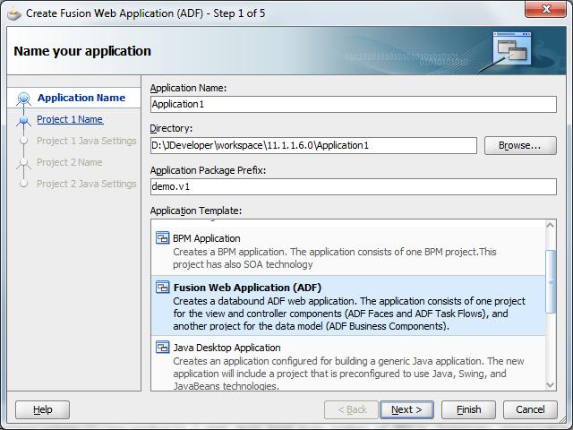 Download sample web application to deploy in weblogic