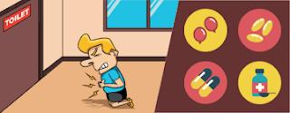 Masalah Kembung dan Sembelit Selesai dengan Detox