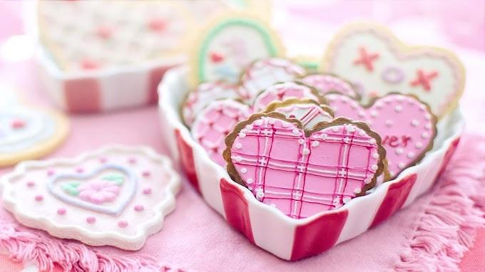 Doces para O Dia dos Namorados