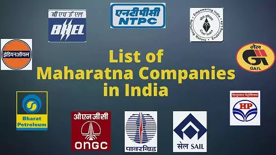 List of Maharatna Company