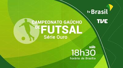 TV_Brasil_Campeonato_Gaucho_de_Futsal_Serie_Ouro