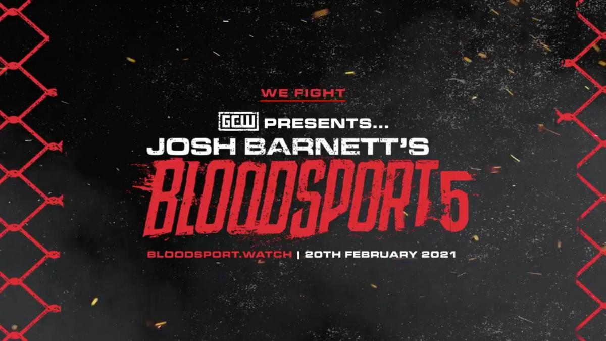 Cobertura: GCW Josh Barnett's Bloodsport 5 –  Moxley na casa!