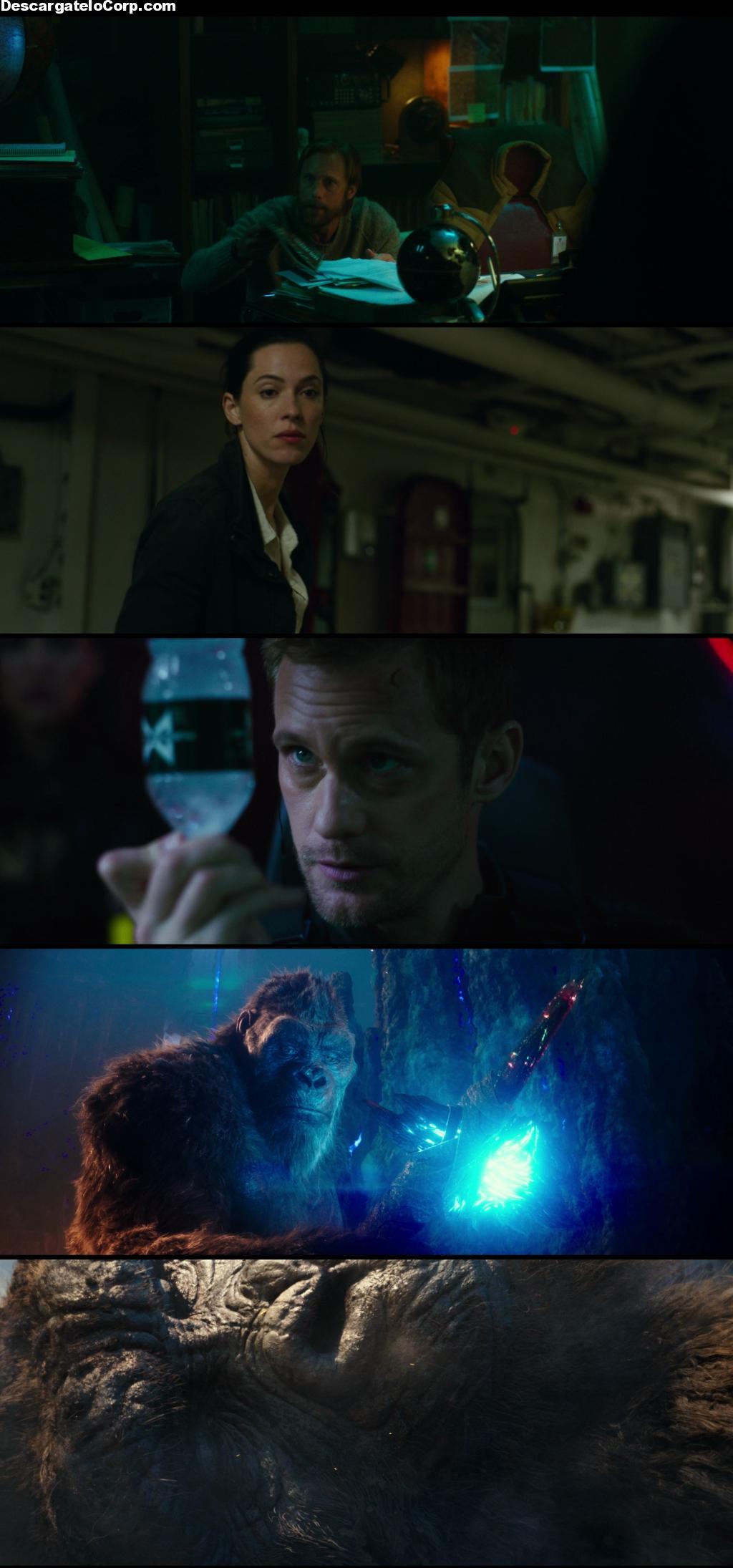 Godzilla vs Kong (2021) HD 1080p Latino (Pesada)
