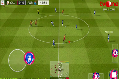 Download Game Android FTS MEGA MOD FIFA 20