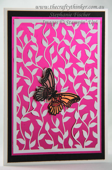 #thecraftythinker #stampinup #cardmaking #inkitstampit #butterflygala #saleabration , Butterfly Gala, Sale-A-Bration, Ink It!Stamp It Blog Hop, Stampin' Up Australia Demonstrator, Stephanie Fischer, Sydney NSW