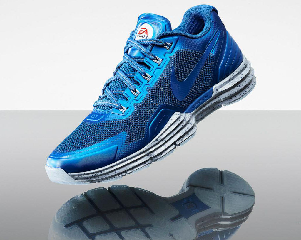 check out 65af7 1bc58 Limited Edition EA Sports x Nike Lunar TR1 Madden 13   JMAN FOOTWARE