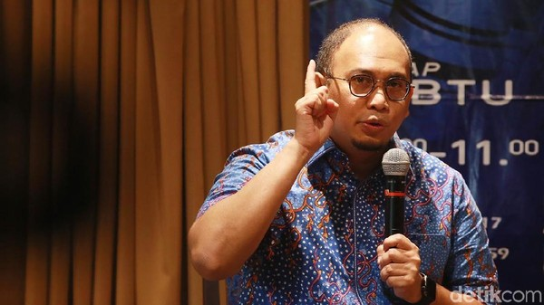 Andre ke Puan: Nasrul Abit-Indra Lebih Pancasilais dari Mulyadi-Ali Mukhni