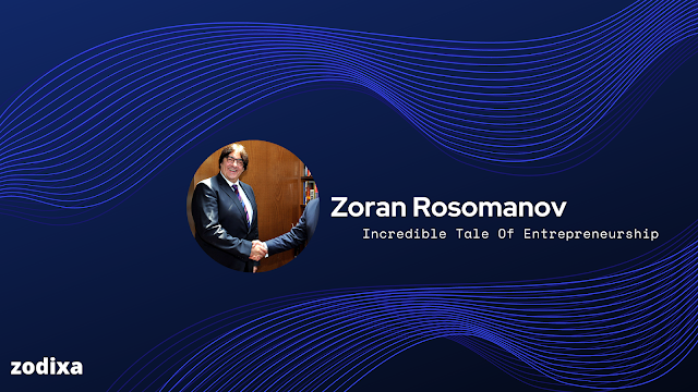 Zoran against the World – Entrepreneurship in Transition