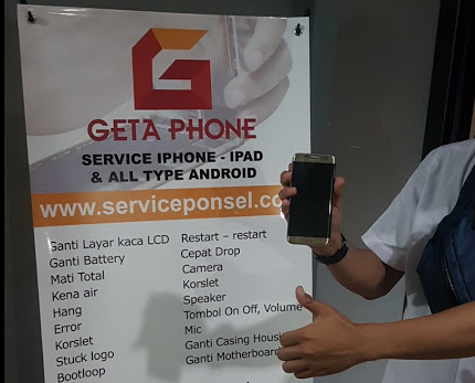 Service Iphone Resmi
