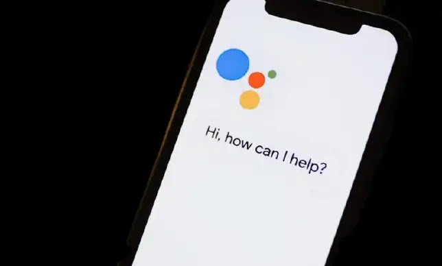 Google Assistant Replaces Dialogue Balloon having dull text with bolded print