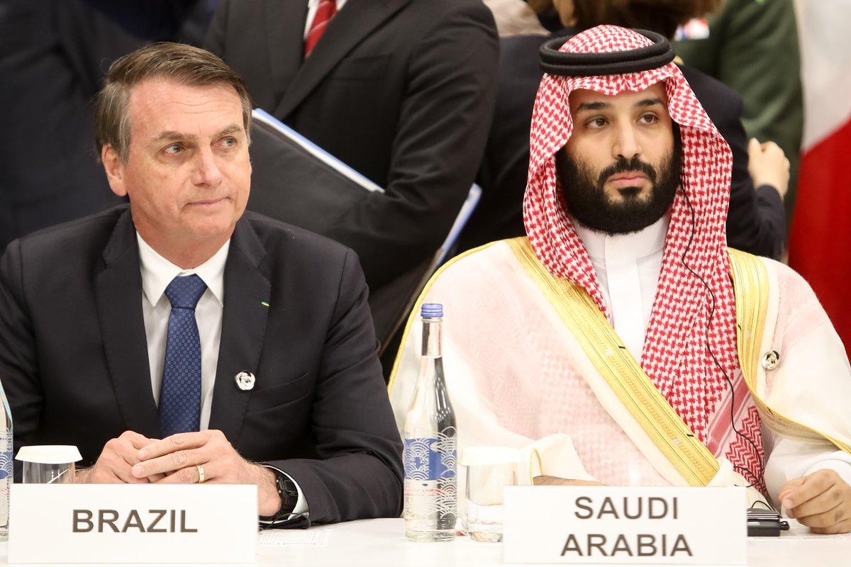Por armas, Brasil fecha intenção de cooperação com Emirados Árabes
