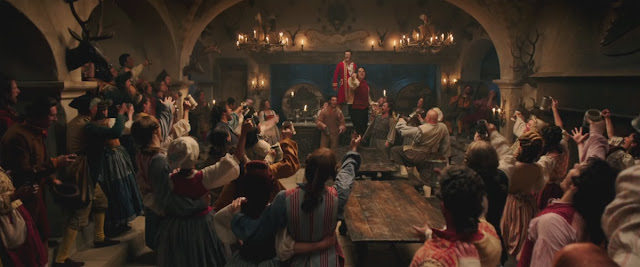 Đánh giá phim: Beauty and the Beast (2017): Phim ngôn tình tuyệt đẹp