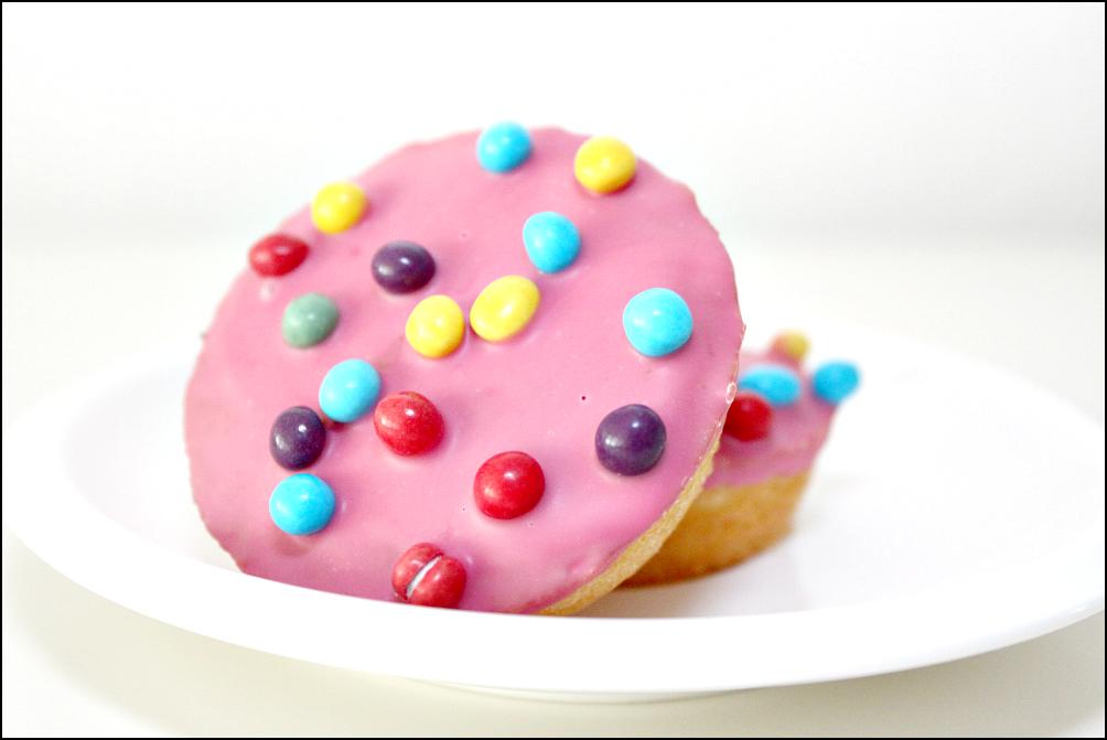 kolorowy muffin