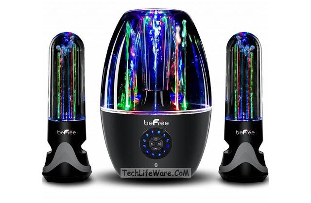 BeFree BFS-33X 2.1 Dancing Water Speakers