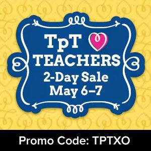Happy Teacher Appreciation SALE!!