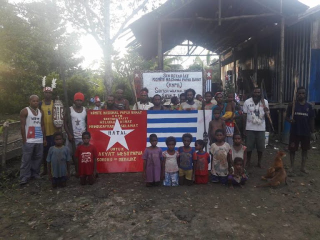 Pesan Natal ULMWP: Biarkan Dunia Mengingat Orang Papua yang Kini Sedang Menderita