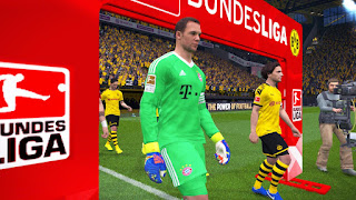 PES 2017 New Gate For Bundesliga by RND Creative PES