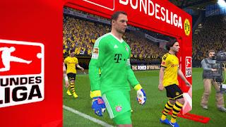 PES 2017 New Gate For Bundesliga by RND Creative PES
