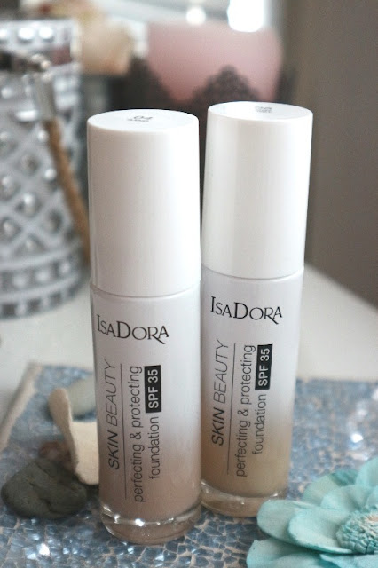 IsaDora Skin Beauty perfecting & protecting foundation