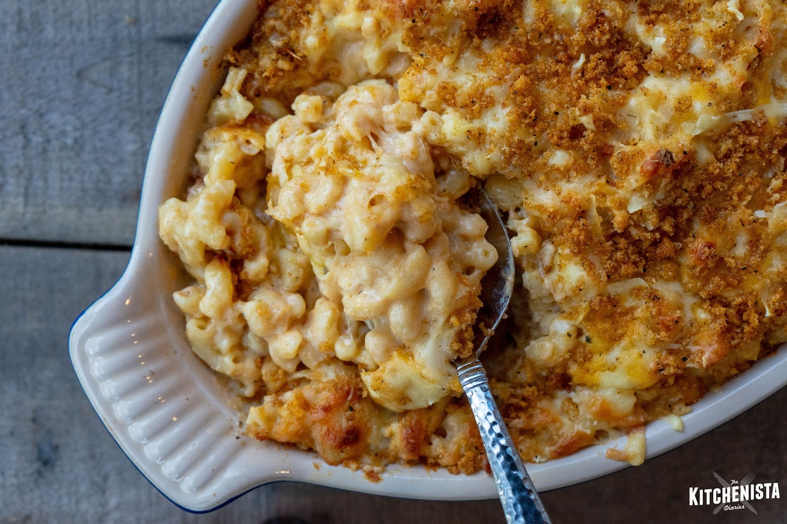 Classic Creamy Baked Mac Cheese The Kitchenista Diaries
