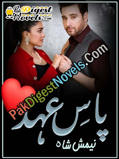 Pas-E-Ehad (Complete Novel) By Namish Shah
