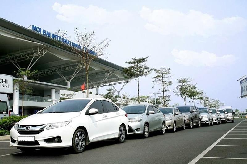 Noi Bai International Airport Taxi