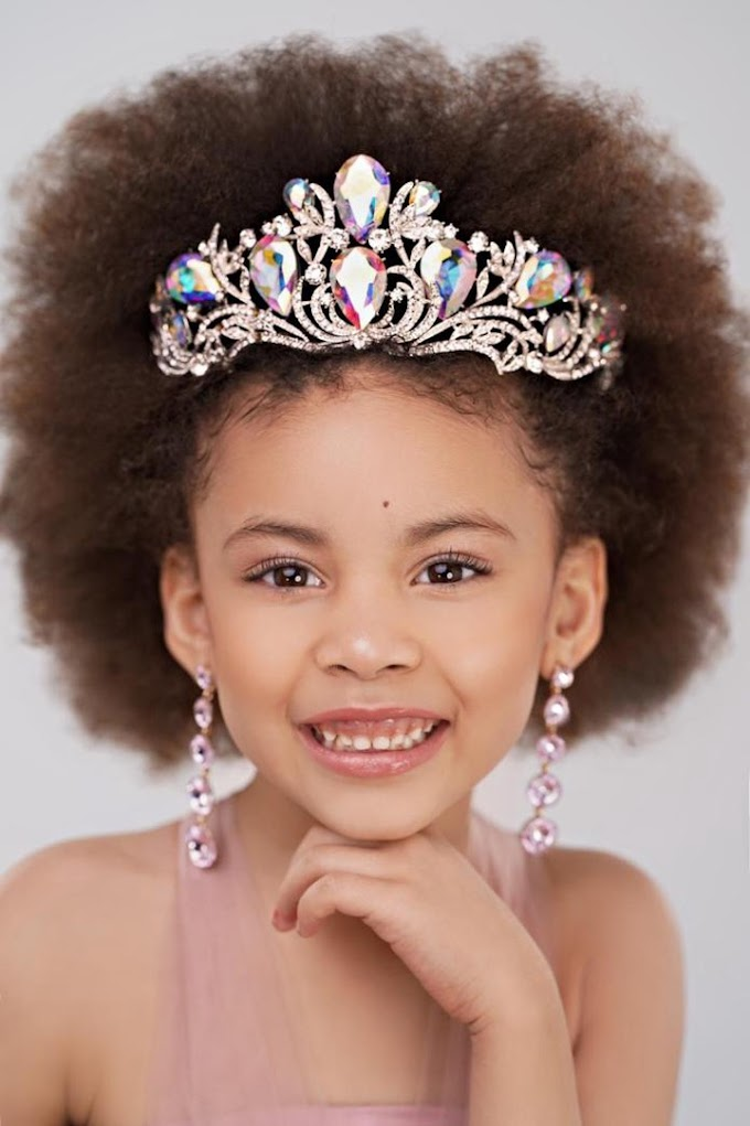 5-year old Nigerian girl wins Miss Toddler USA 2021 [photos]