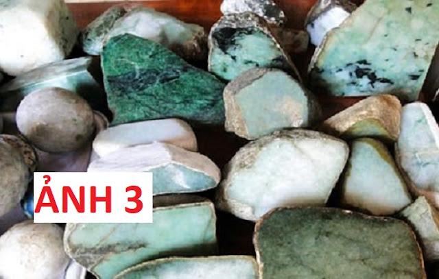 ngọc cẩm thạch ngọc jade