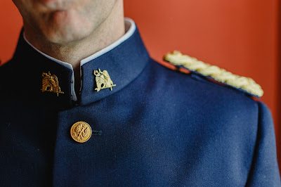 Ceremonial Guards with uniform