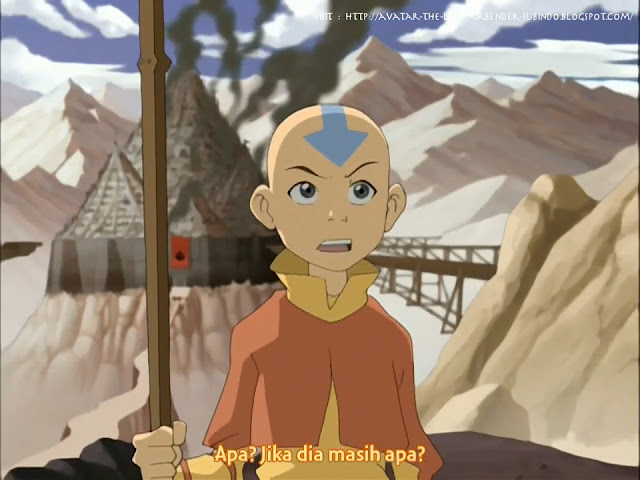 Download Avatar Aang Book 2 Episode 3 Sub Indo