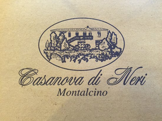 Informações sobre a Azienda Agricola Casanova di Neri em Montalcino