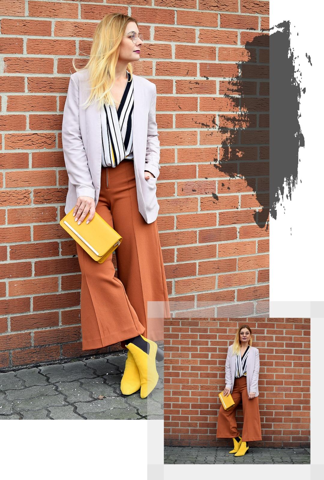 Outfit von Modebloggerin über 40