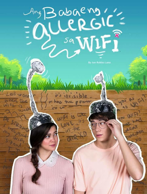 Ang Babaeng Allergic sa WiFi movie poster