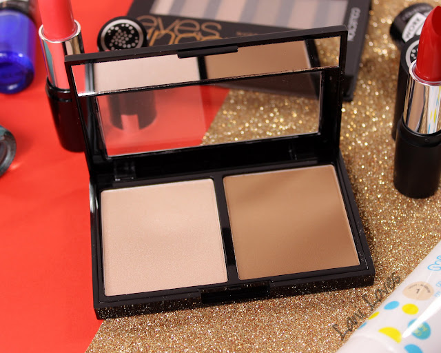 Collection Contour Kit Highlight & Sculpt Swatches & Review
