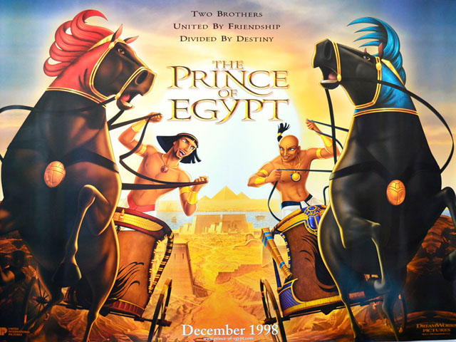 When You Believe Prince of Egypt