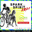 Spark Your Spirit – Virtual Run & Ride • 2021