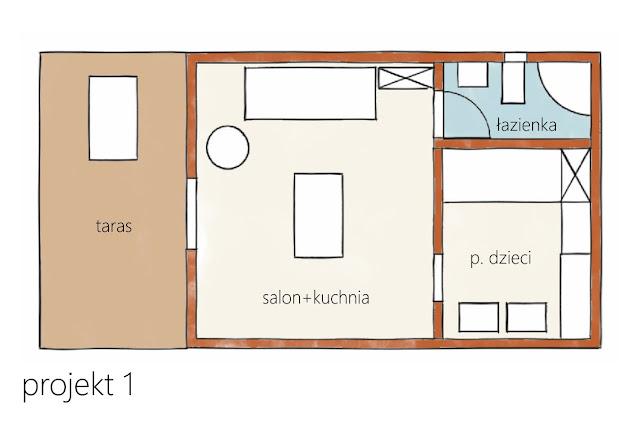 dom na zgłoszenie projekt