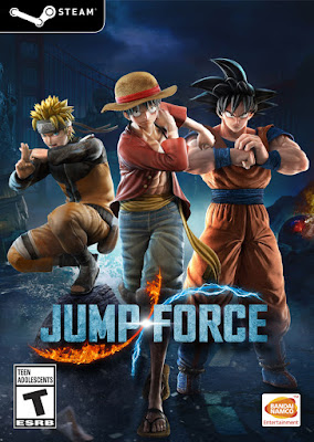 Cover Jump Force PC Torrent