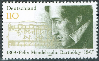 Germany Felix Mendelssohn